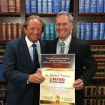 Dr. Putman Receives Prestigious Back Pain Treatment Award