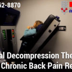 Spinal Decompression Therapy for Chronic Back Pain Relief